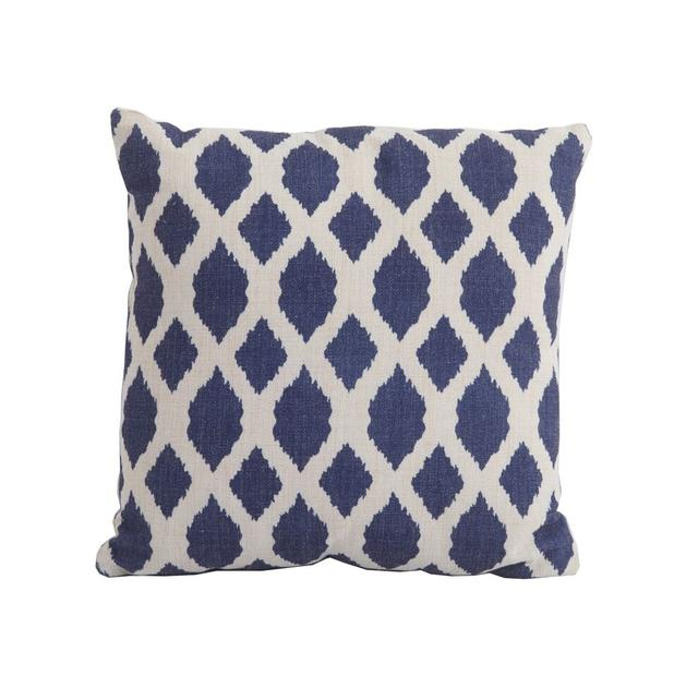 Bramblecrest Scatter Cushions Blue Trellis Scatter Cushion