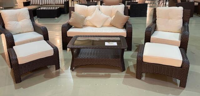 Cronos 2 Seater Sofa Set