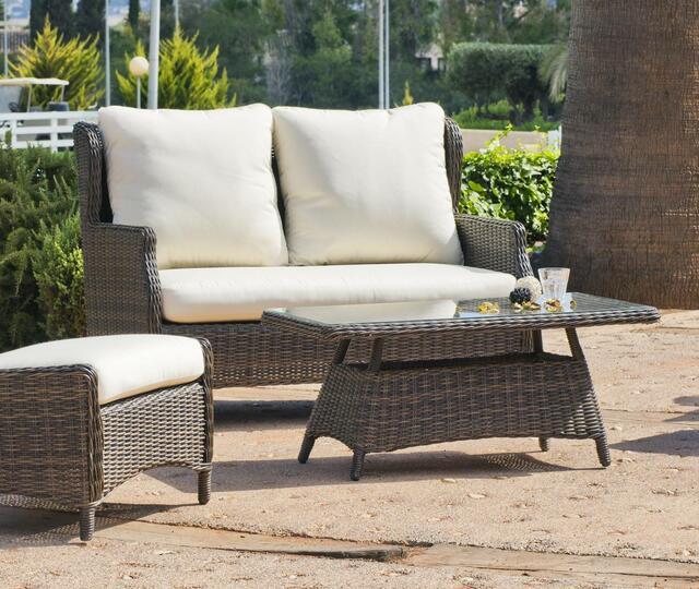 Garona 2 Seater Sofa