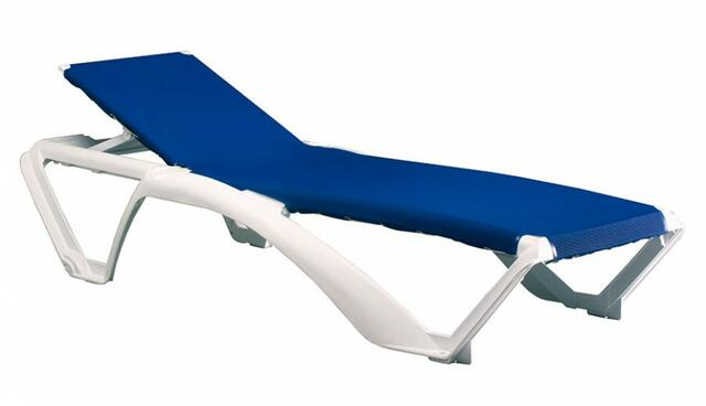 Marina Plus Sun Lounger