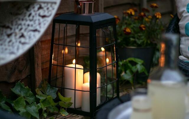 Alderin Large Lantern